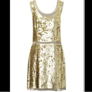 Club Monaco Sequin Dress